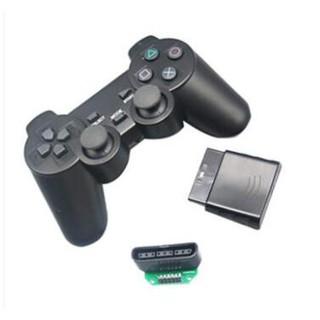PS2手柄機器人遙控器51 STM32 2.4G無線送轉接板