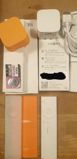 小米mi小盒子mini全配絕版