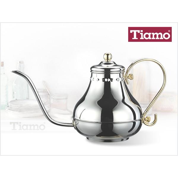 【金探源起】TIAMO 新款壺嘴細口壺 420ml - 口徑 7mm HA8561