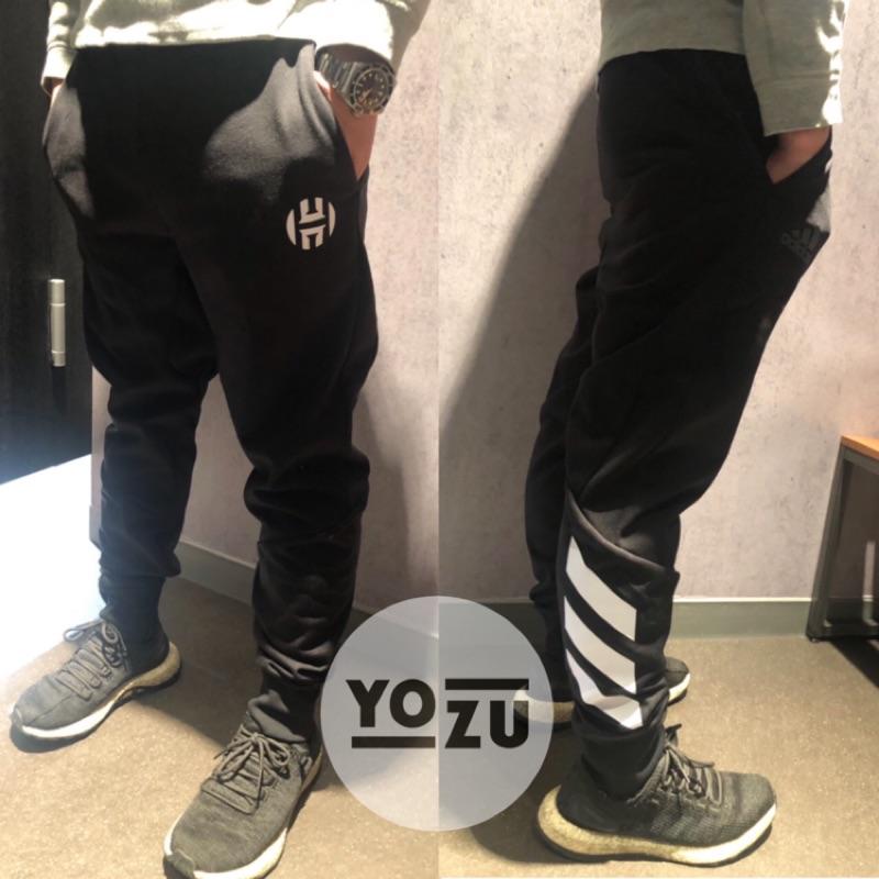 ⭐️YOZU ⭐️愛迪達 adidas 男生 縮口褲 長褲 三條線 FH7744