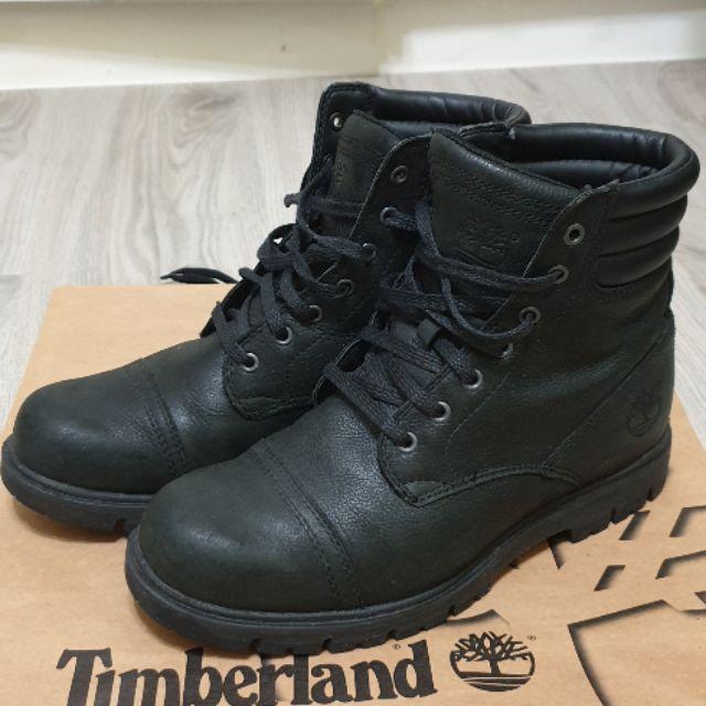 Timberland 黑色輕量防水靴 【tbl 踢不爛 多功能 街頭 潮流 工裝 低調 】