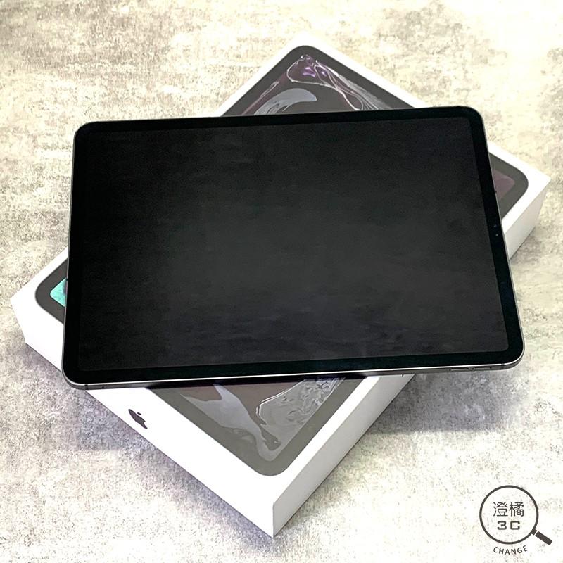 『澄橘』iPad Pro 11吋 2018 一代 1代 256G 256GB LTE 灰 二手《歡迎折抵》A47324