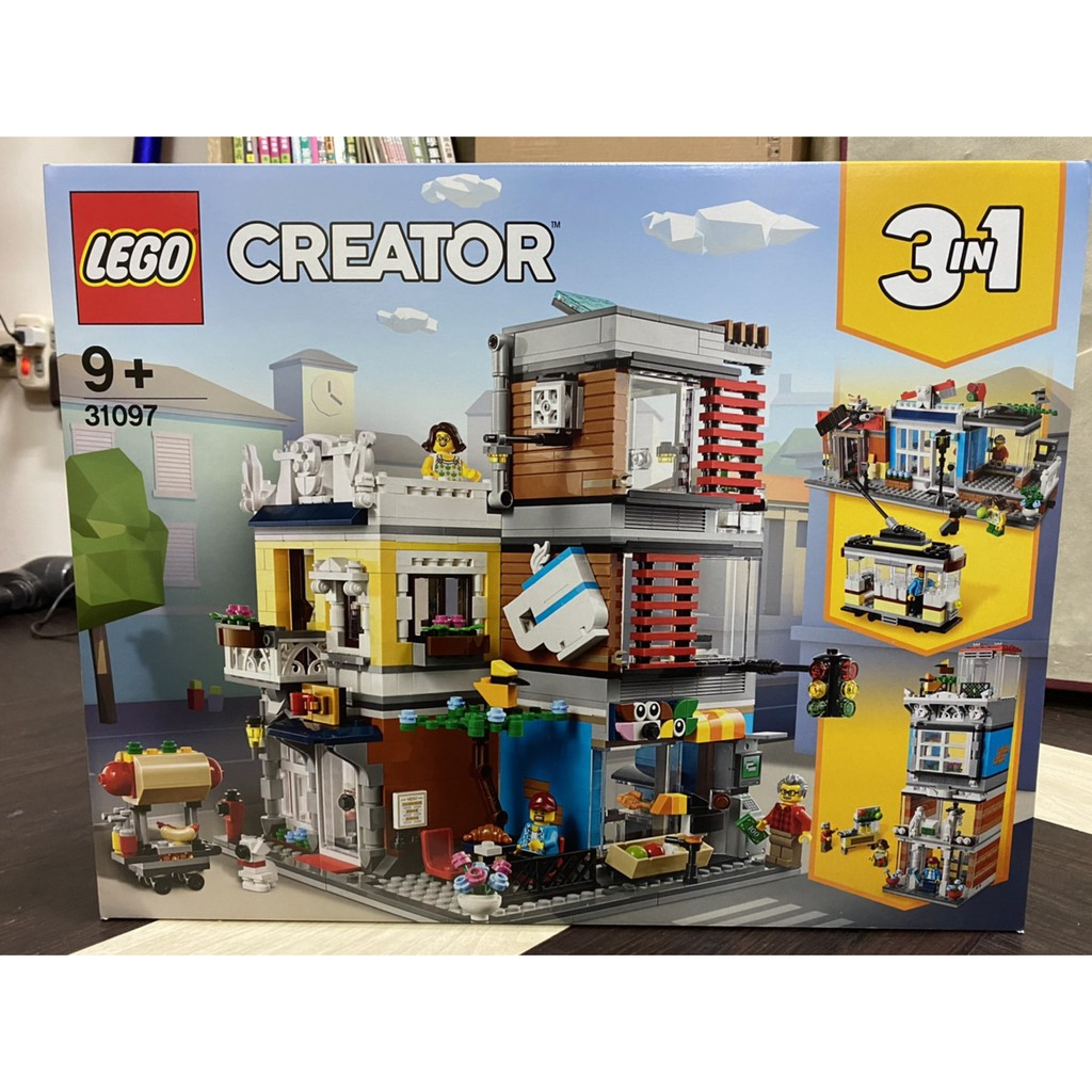 LEGO 31097 創意 CREATOR  生日禮物 聖誕禮物 送禮