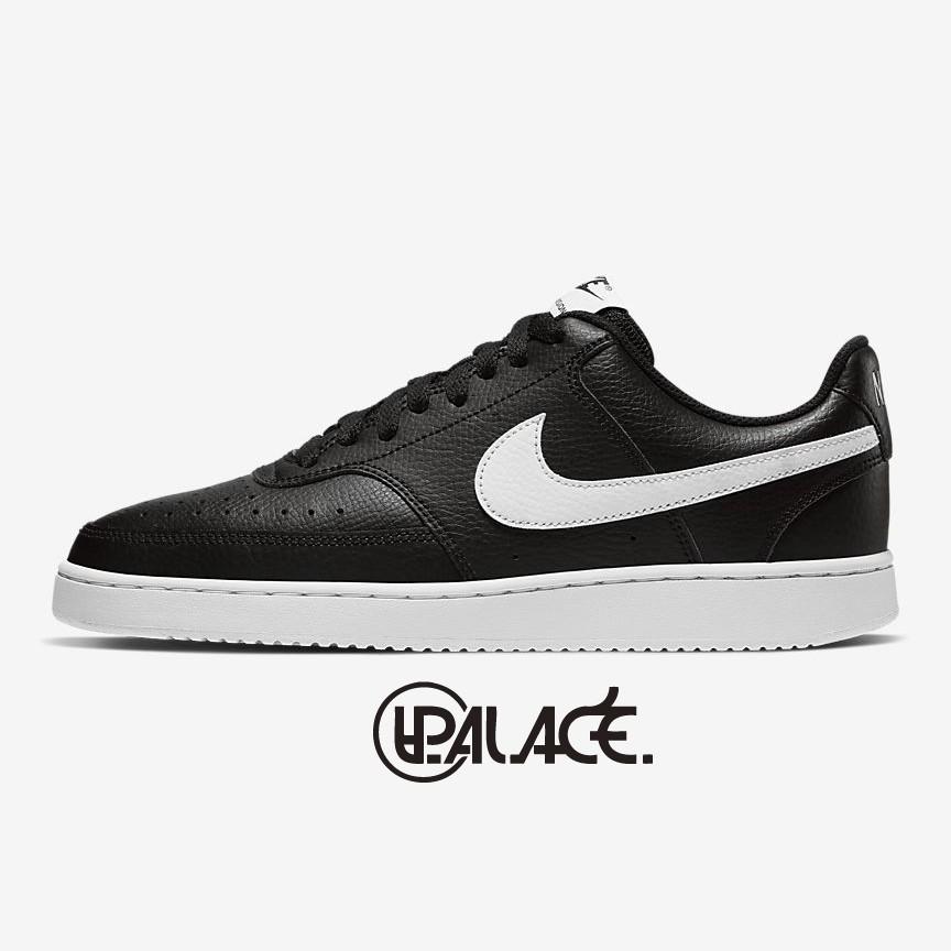 【NIKE】Court Vision 黑白 低筒 復古 男鞋 休閒鞋 CD5463-001 (palace store)