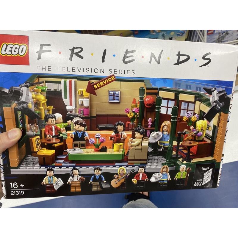 LEGO 21319 六人行  IDEAS系列