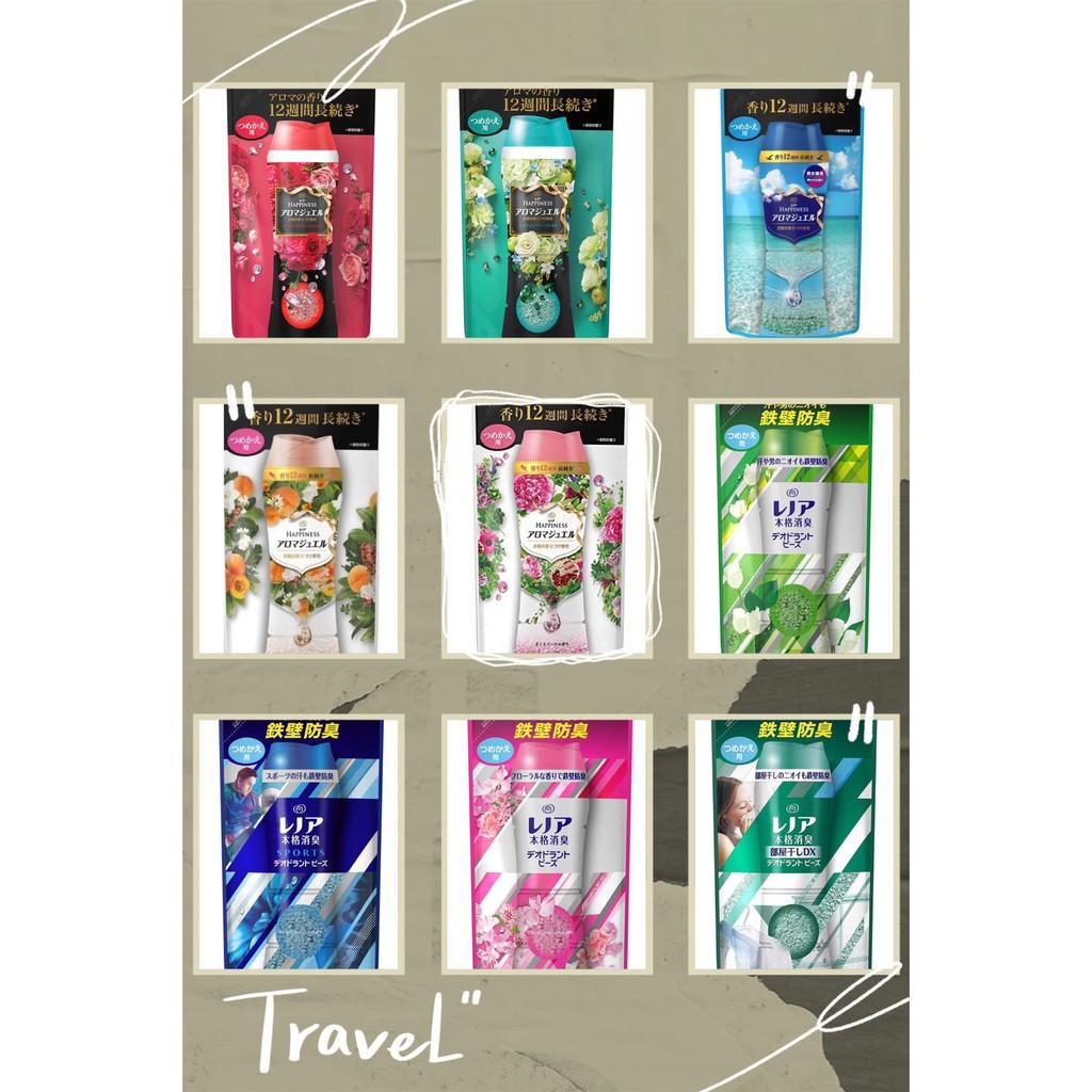 日本P&G 香香豆 補充包455ML