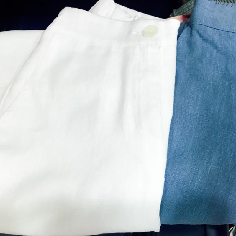 韓國帶回 八分寬褲