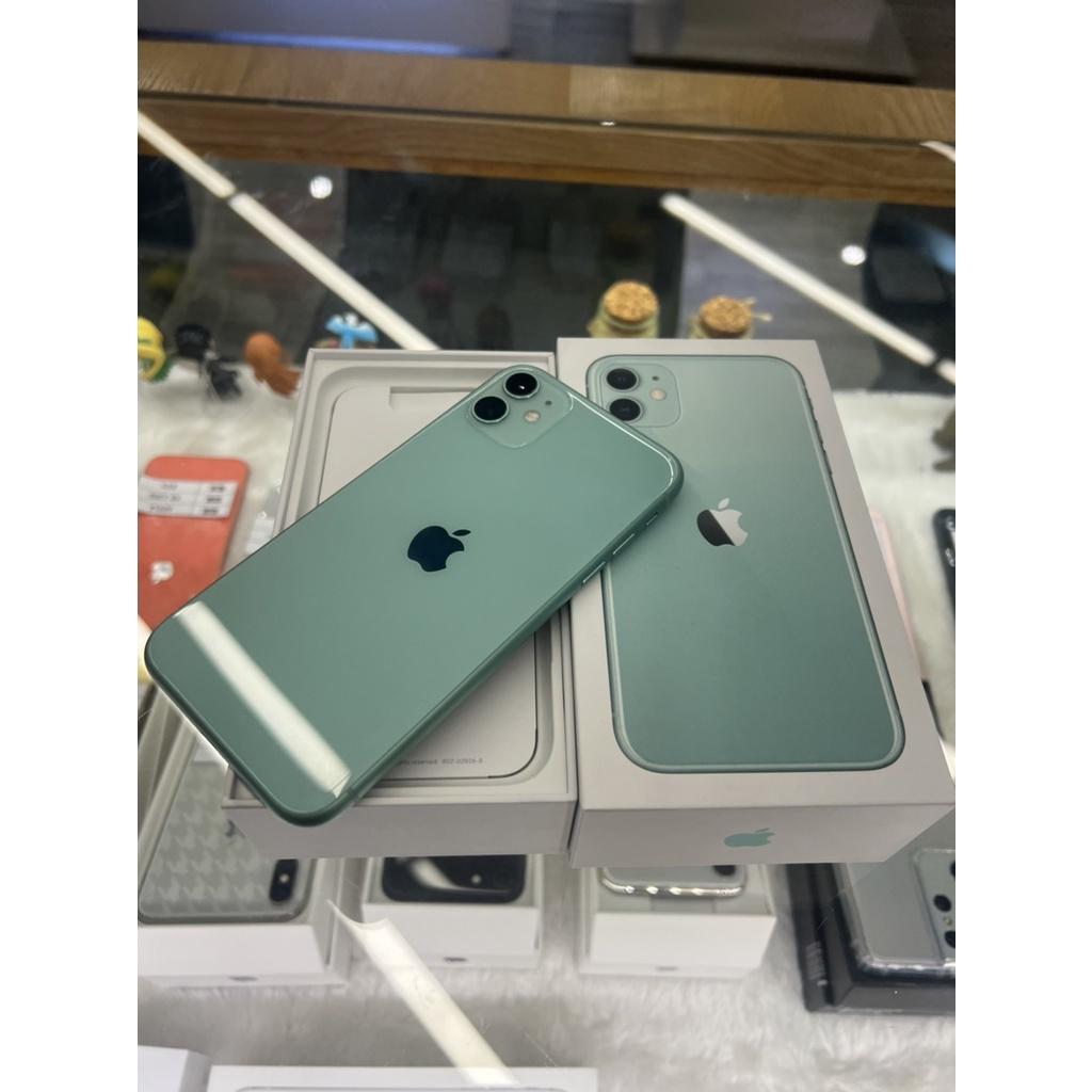 (二手)iphone11 128G綠色