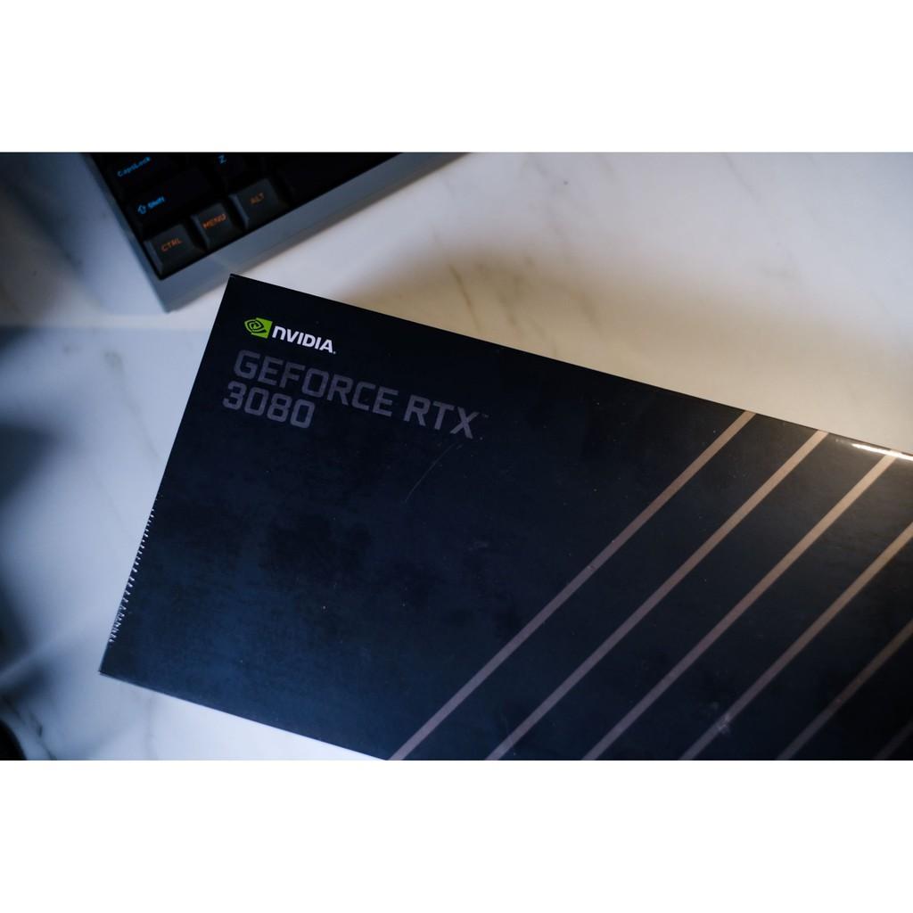 NVIDIA RTX3080 FE 創始版 公版卡  Founders Edition 顯示卡 全新