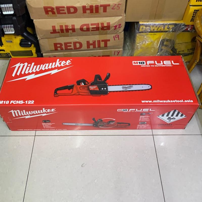 全新 米沃奇2727 鏈鋸機18v Milwaukee2727 鏈鋸機 充電式