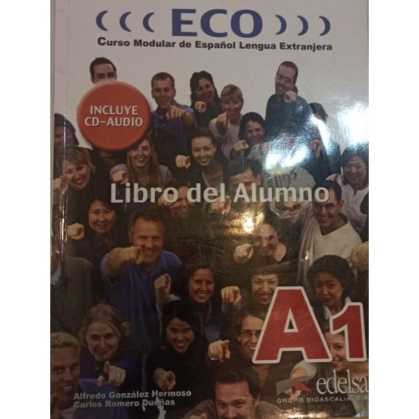 Eco西班牙語 A1