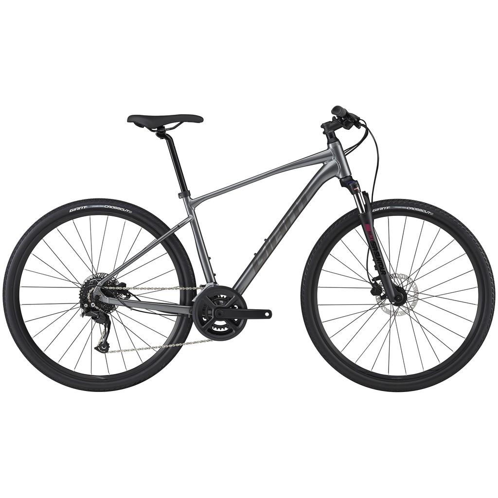 🔥全新公司貨🔥Giant 2021 最新款 Roam 2 Disc 城市通勤運動健身登山車 鋁合金車架/可調前避震