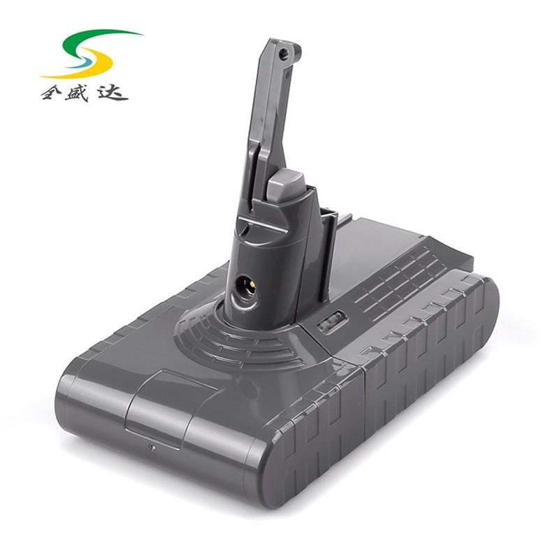 兼容Dyson戴森吸塵器v8非原裝電池替代品配件充電器 V8索尼電芯