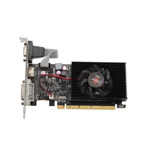 HD6450獨立顯卡2G臺式電腦辦公初級顯卡