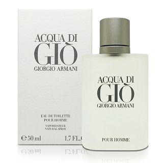 【日韓美妝】Giorgio Armani Acqua Di Gio 寄情水 男性淡香水 100ml/50ml