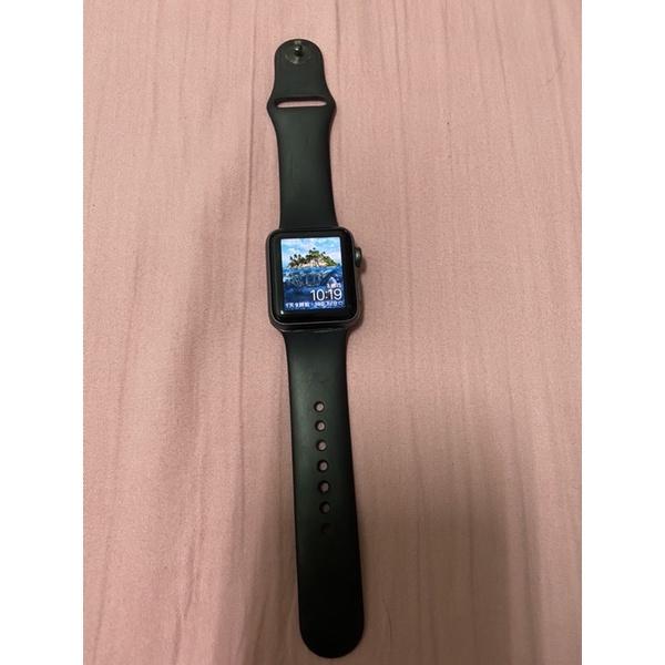 二手。Apple Watch Series 3 - 38mm Space Gray