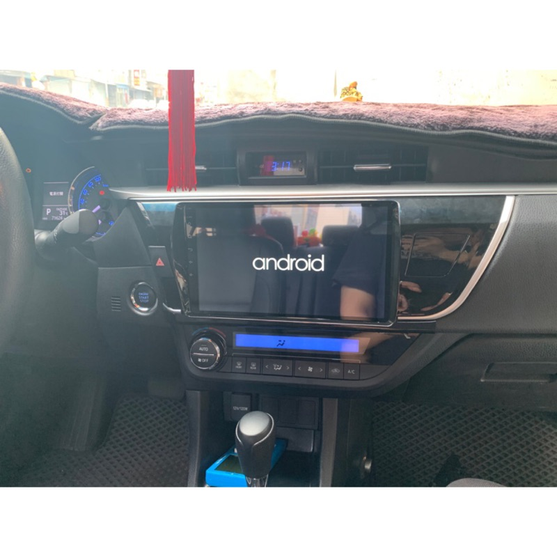 豐田 Corolla ALTIS 14年 11代 6+128G專用機 android CarPlay 觸控螢幕主機 導航