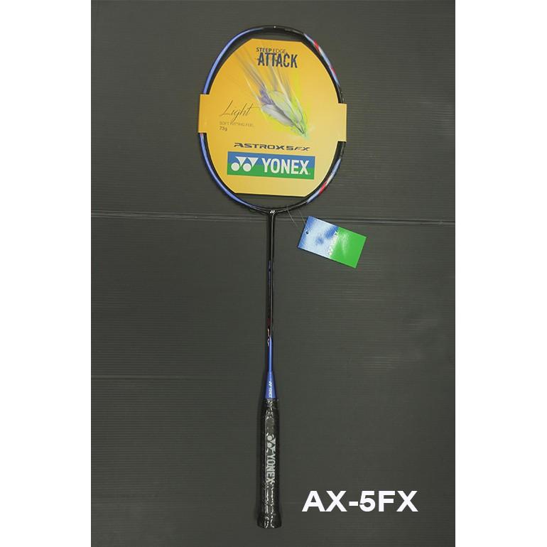(台同運動活力館) YONEX ASTROX 5FX【輕量 73克】AX-5FX  羽球拍 【台灣製】