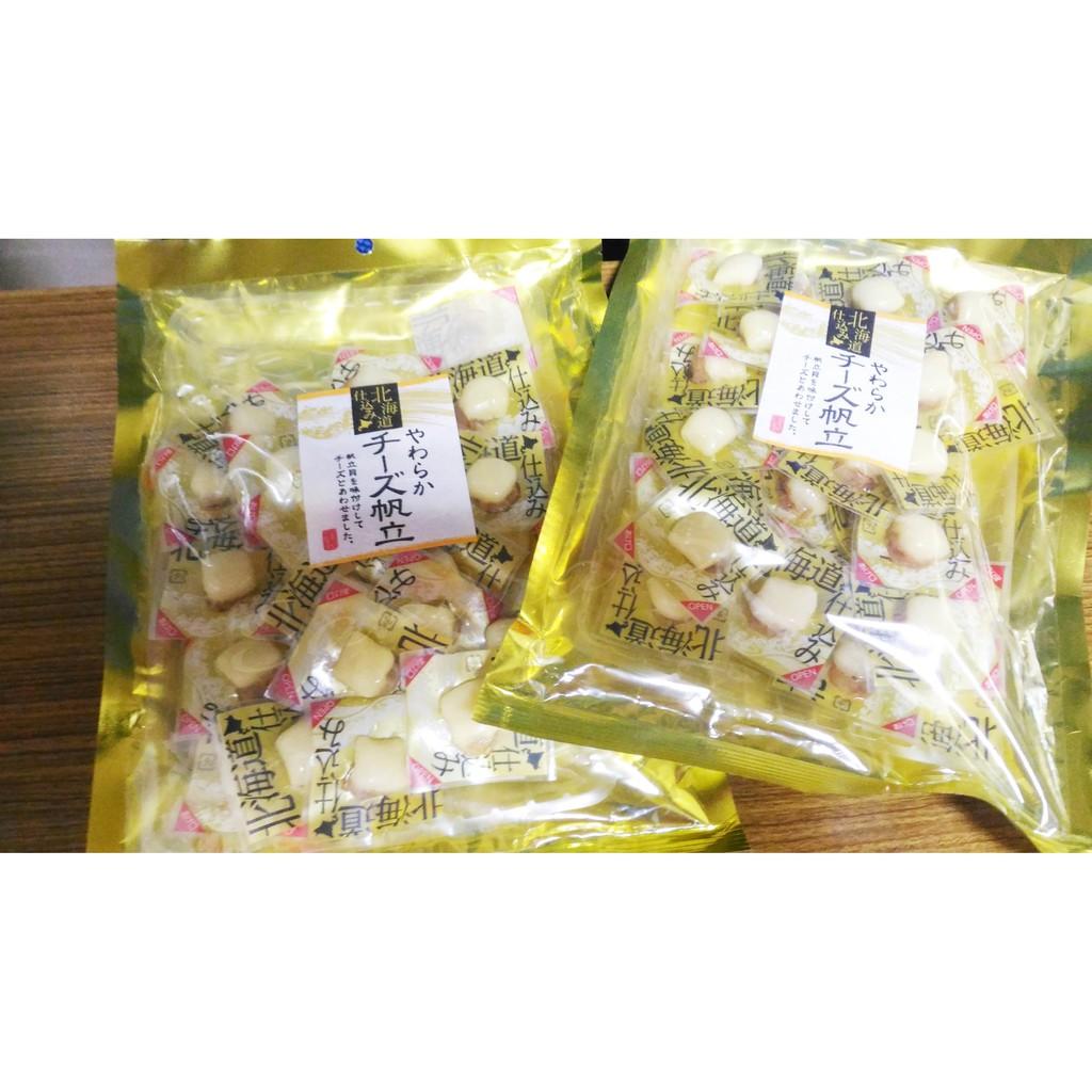 💕💕  干貝糖💕💕  山榮 干貝起司 北海道 起司帆立貝  起司干貝 干貝糖
