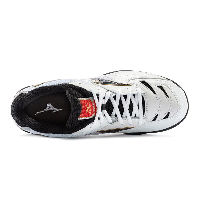 mizuno 羽球鞋正品Mizuno美津濃WAVE FANG PRO71GA170009防滑減震專業羽毛球鞋 FXKL