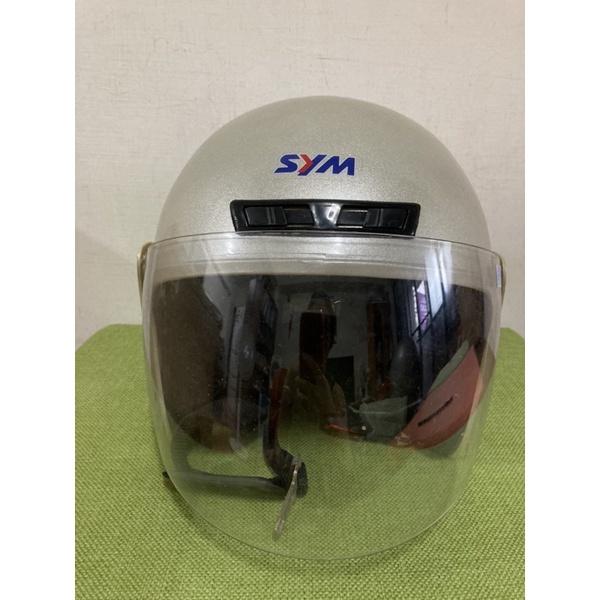 sym三陽全罩式二手安全帽