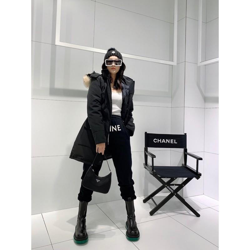 -SHM Fashion- Canada goose 加拿大鵝 TRILLIUM 派克羽絨外套