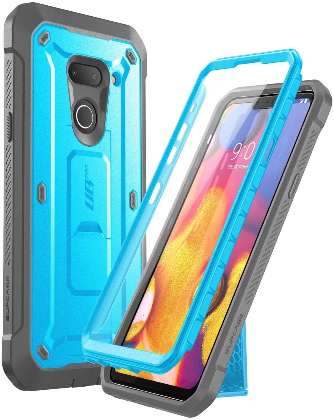 SUPCASE UBPro系列適用於LG G8/LG G8 ThinQ手機殼2019年堅固的堅固保護殼內置屏幕保護膜