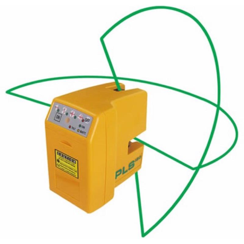 PLS 美國 PLS180G 綠光 雷射 水平儀 免運 PLS180
