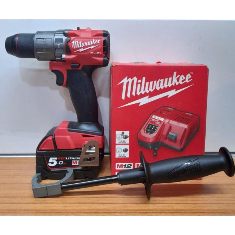 含稅優惠  公司貨|Milwaukee 美沃奇 M18 FUEL™ 鋰電無碳刷震動電鑽 M18 FPD2  聊聊優惠