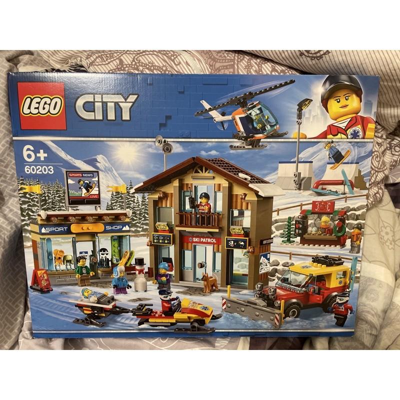 好市多~LEGO樂高城市系列~60203