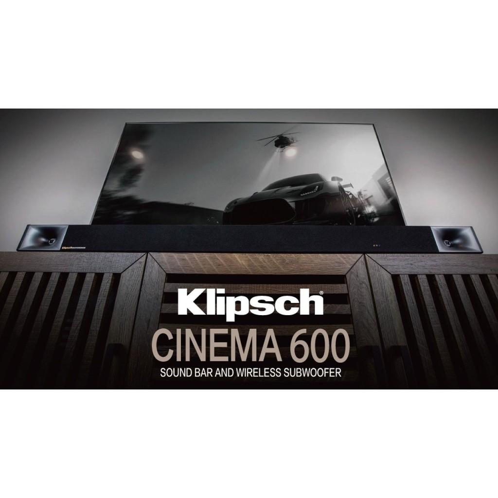 『嘉義華音音響』美國 Klipsch Cinema 600 +Surround 3 5.1家庭劇院組