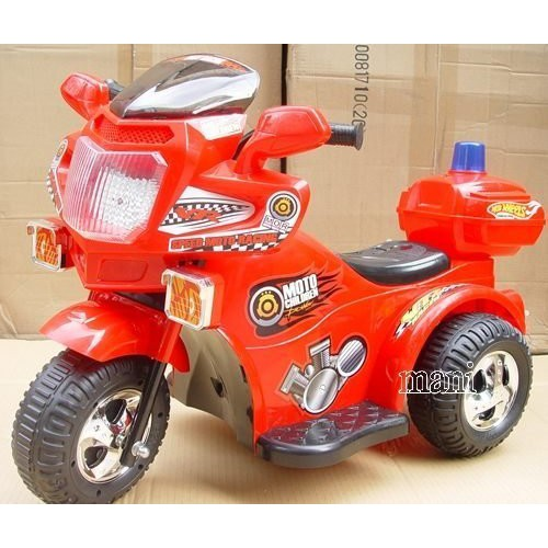 ☆曼尼☆ 電動摩托車 電動車 電動三輪車 機智戰警 兒童電動 三輪  兒童電動車 #1