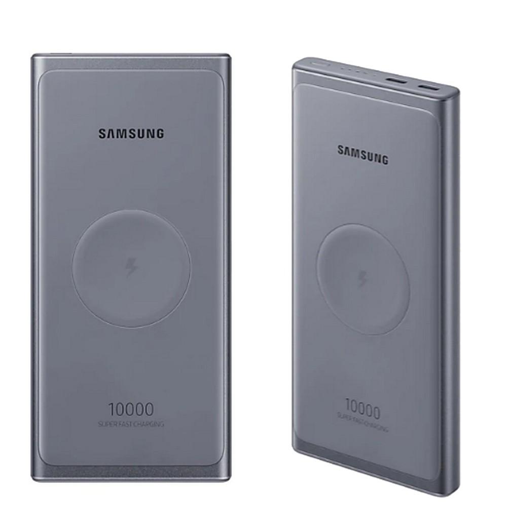 [台灣公司貨] SAMSUNG  10000mAh, 25W Type C 原廠無線閃充快充行動電源EB-U3300