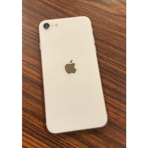 iPhone se2 128g 白色二手