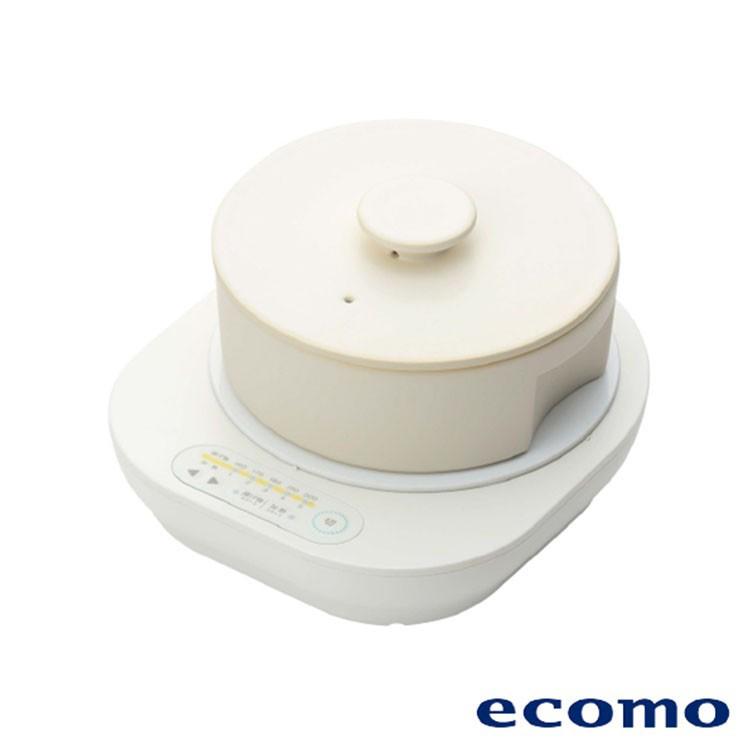 日本 ecomo cotto cotto IH電磁爐+日式耐熱陶鍋組 AIM-CT102