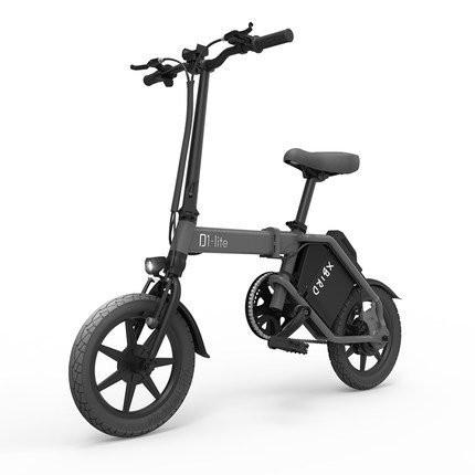 全人類網路購物--蜂鳥D1-lite超級電動自行車120km續航蜂鳥摺疊電動自行車代步車 超強續航(另有40與80公里)