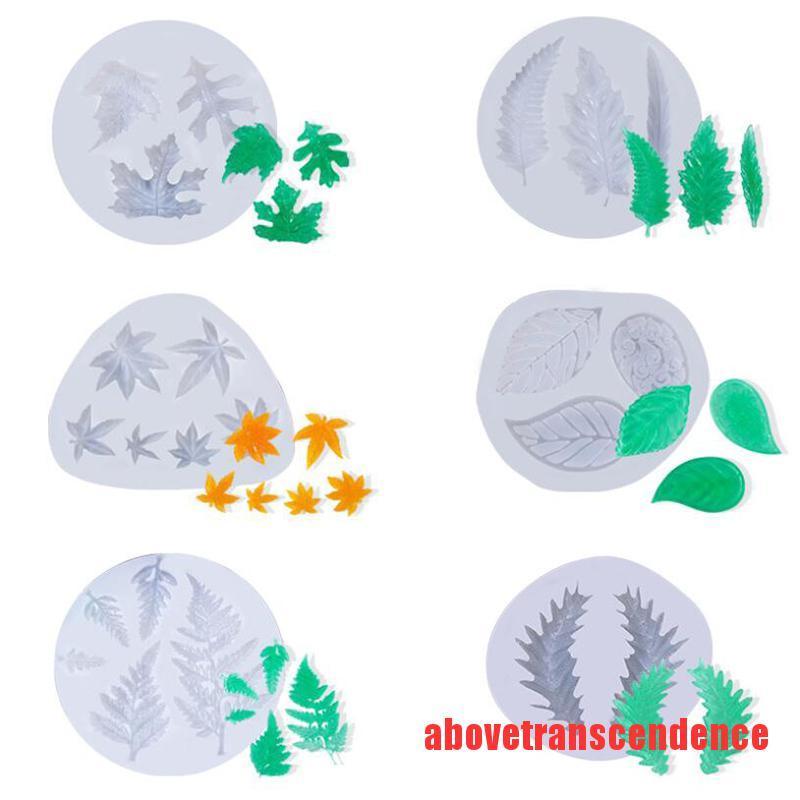 < 以上 > 矽膠楓葉模具 Diy 手工飾品工藝裝飾樹脂模具工具