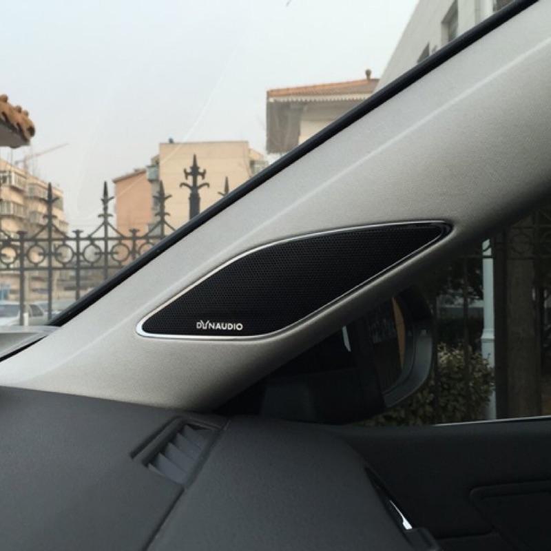 福斯各車系 GOLF TIGUAN TOURAN  丹拿 DYNAUDIO 頂級音響 高音喇叭 中音喇叭重低音  擴大機