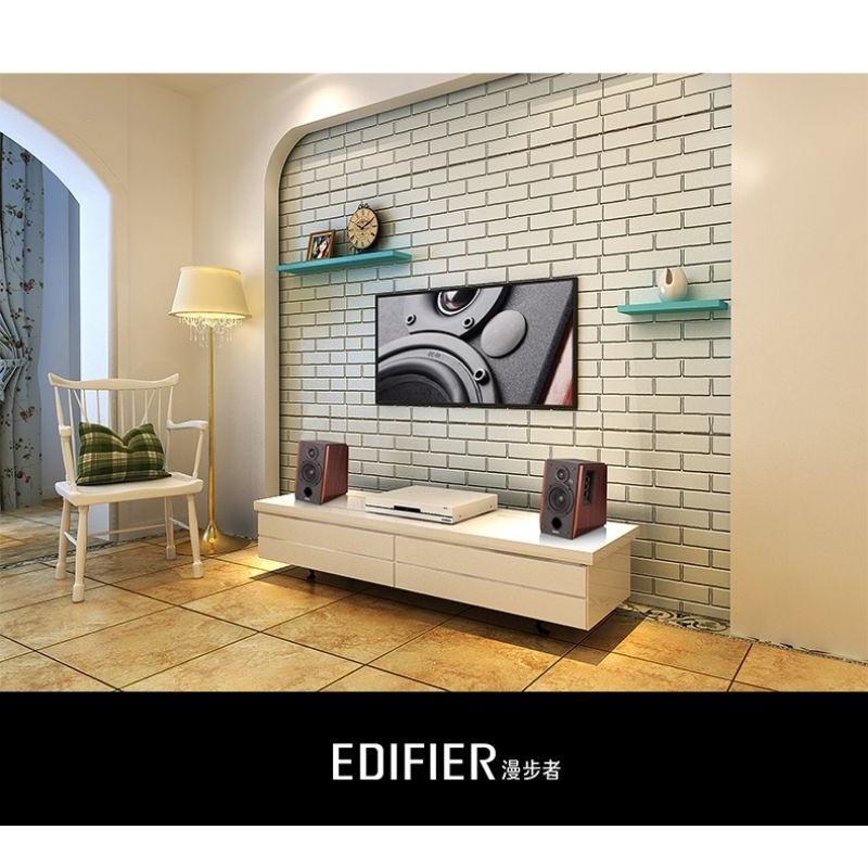 現貨一組含運 EDIFIER 漫步者 R1700BT  HIFI 2.0 藍芽音響 多媒體喇叭 音響 重低音 電視 遙控