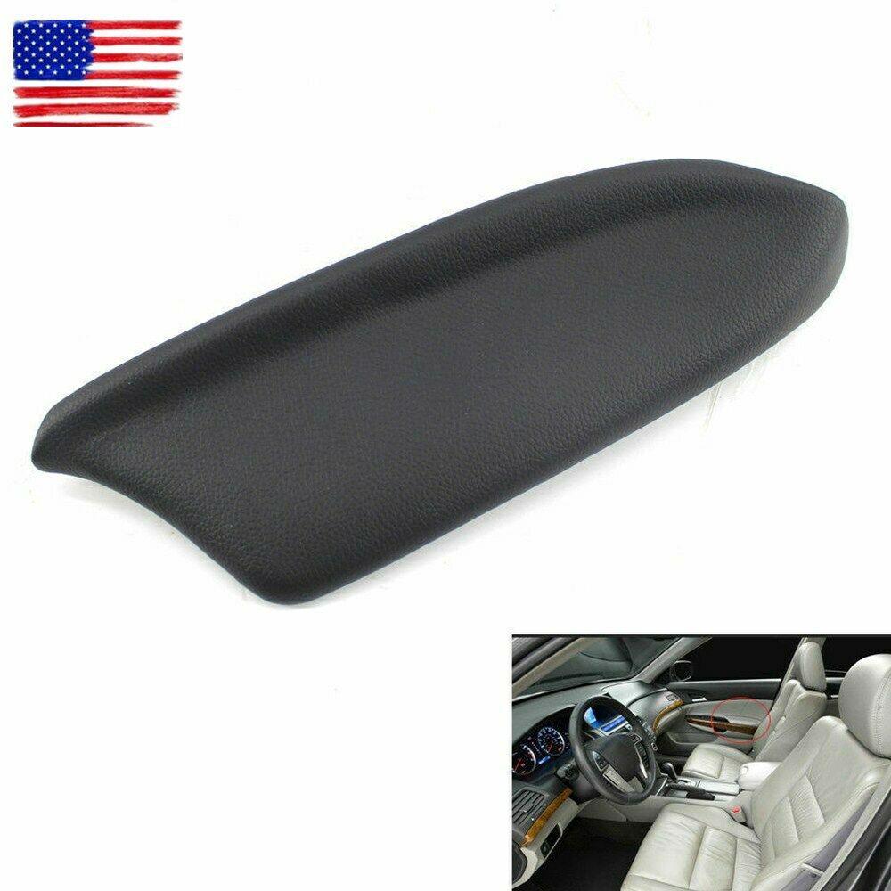適用本田雅閣Accord 08-13車門內拉手飾板車門扶手蓋板 黑色 米色 灰色 Door Panel Armrest