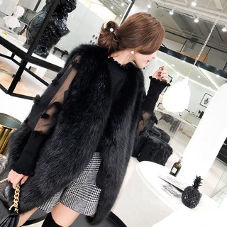 韓國同款仿真皮草大毛領羽絨棉超保暖軍風長版大衣 N3B 風衣✨熱賣✨ 新北市