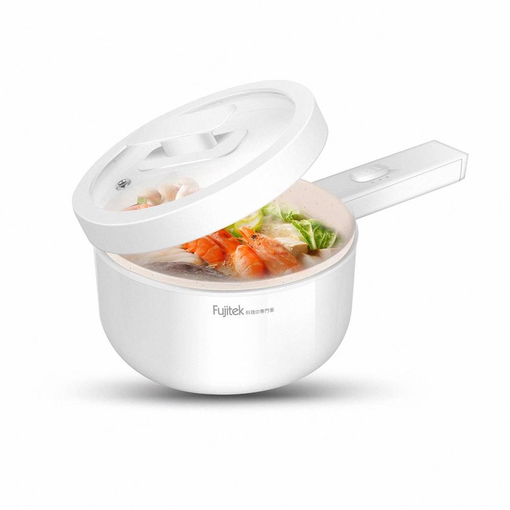 Fujitek 富士電通 萬用料理陶瓷炒菜鍋 FT-PN205 廠商直送 現貨