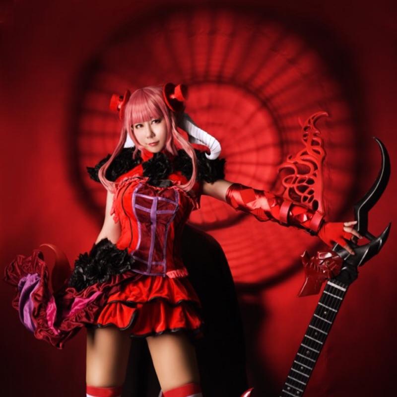 Sin七大罪 七宗罪 憂鬱魔王 亞斯塔祿 cos cosplay 全套含道具 模型