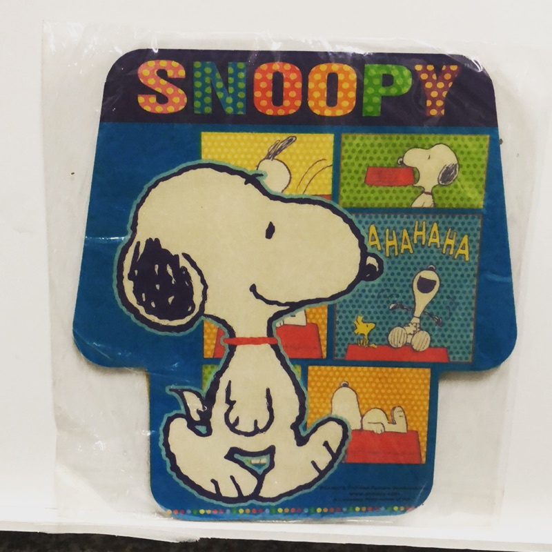 Snoopy 史努比滑鼠墊