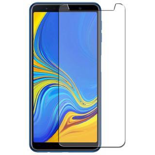 適用於 Samsung Galaxy A7 2018 Premium 9h 鋼化玻璃屏幕保護膜