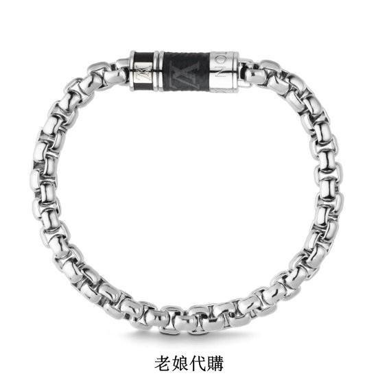 LV M63107 GOURMETTE MONOGRAM 手環