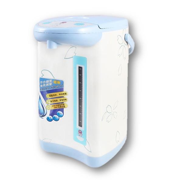 晶工牌 5.0L電動熱水瓶 JK-7150【聖家家電舘】
