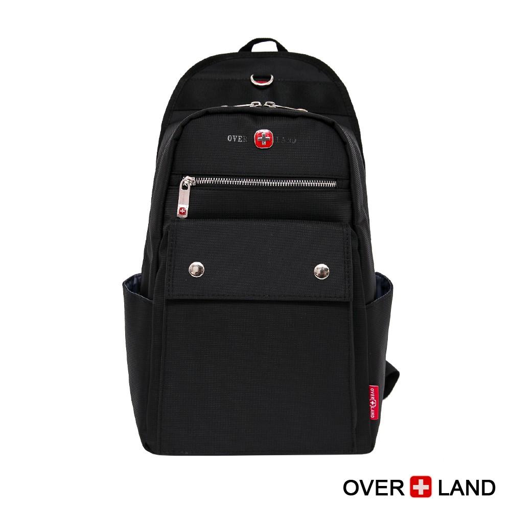 OVERLAND - 美式十字軍 -搜查官單肩機能後背包 - 3180