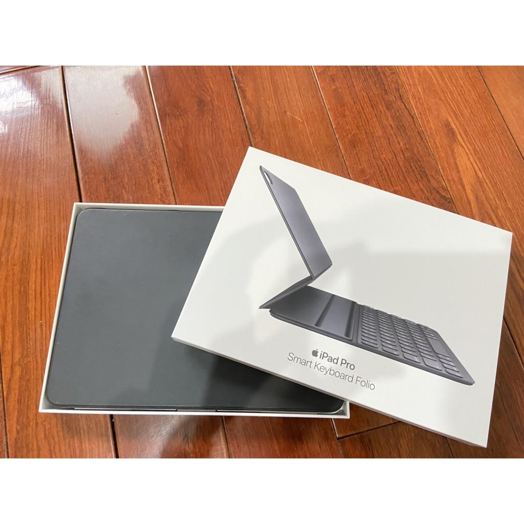 二手鍵盤式聰穎雙面夾 適用於 iPad Air (第 4 代) 與 iPad Pro 11 吋 - 中文注音 九成新