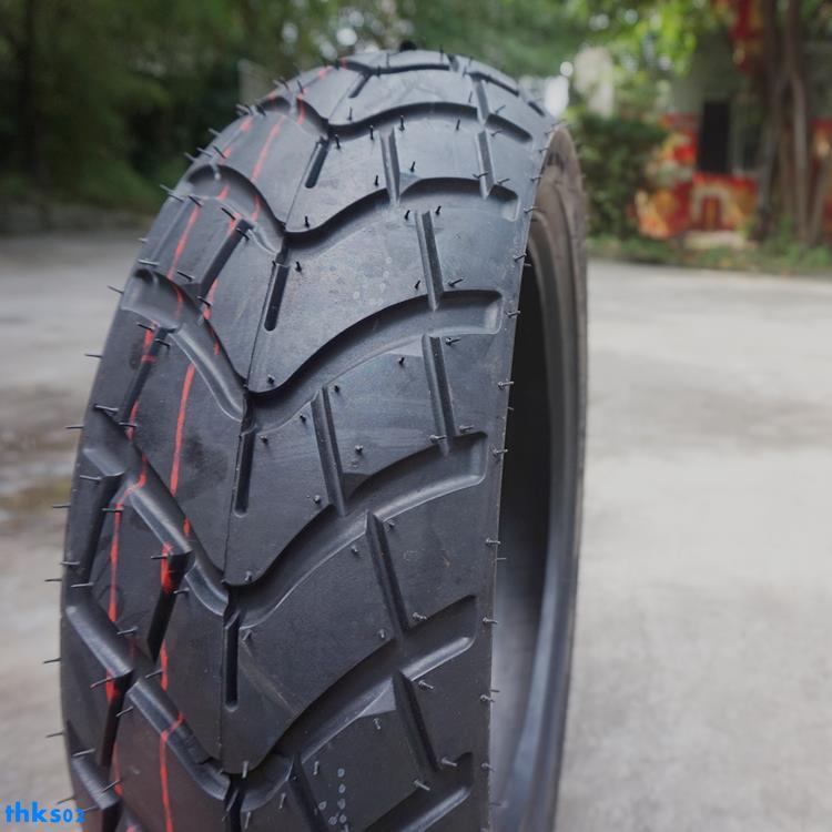 130/60-13摩托車輪胎踏板車真空胎 二級品磨標胎